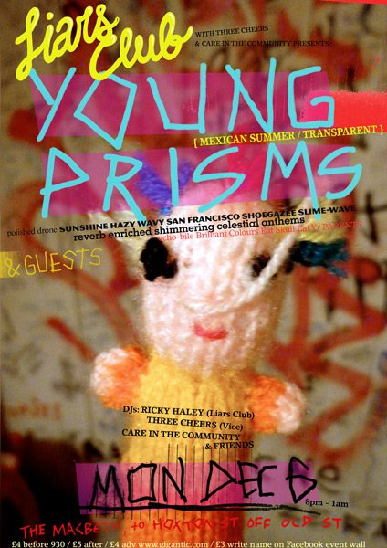 Liars Club - Young Prisms