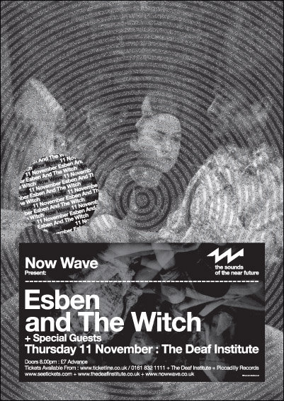 Now Wave - Esben and the Witch